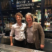 Ivar de Lange - Manager and Chief Trainer of the Bols Bartending Academy